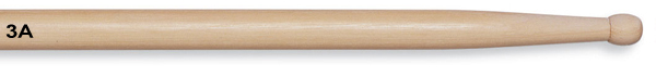 Drumsticks Sonor Hickory 3A  W 842.803